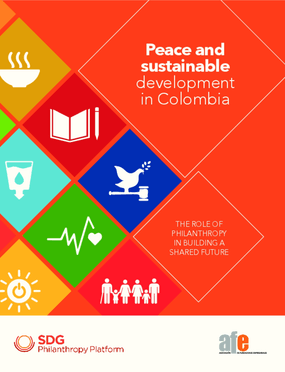 Peace and Sustainable Development in Colombia