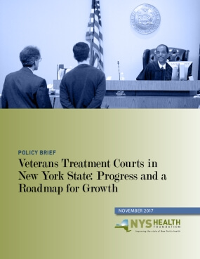 Veterans Treatment Courts in New York State: Progress and a Roadmap for Growth